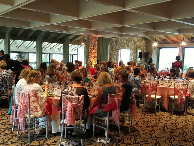 Hill Country presentation - Ladies luncheon